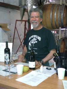 Winemaker Rick Longoria