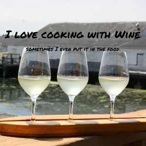 dry cooking wine, dry white wines, dry red wines, cooking with wine